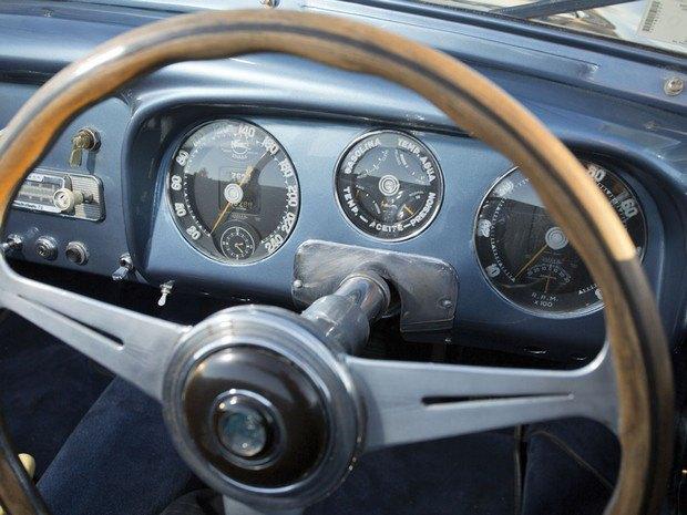 Редкий испанский спорткар Pegaso Z-102 1954 года выставлен на аукцион. Изображение № 15.