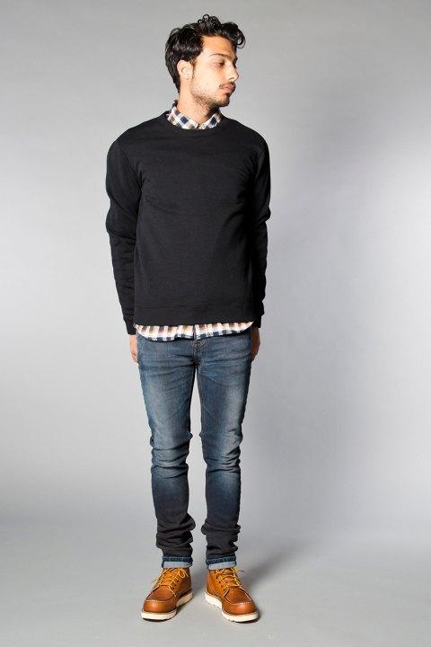 Марка Nudie Jeans опубликовала новую капсульную коллекцию одежды. Изображение № 9.
