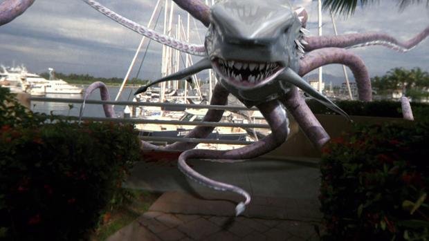 Студия New Horizons начинает съёмки фильма «Акулосьминог против Русалтула». Изображение № 1.