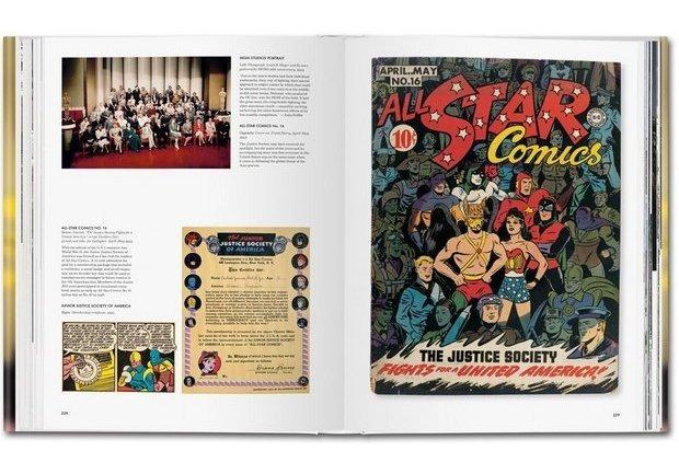 Вышла книга об истории комиксов The Golden Age of DC Comics. Изображение № 6.