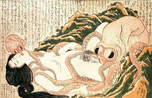 Японский пенсионер пытался закопать двести килограммов порно. Изображение № 1.