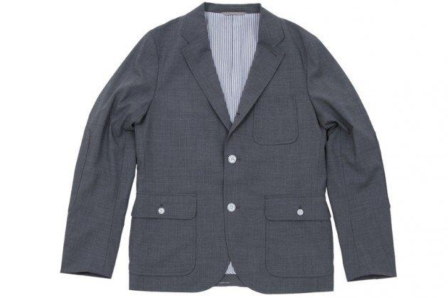 Японская марка Nanamica представила весеннюю коллекцию одежды. Изображение № 10.