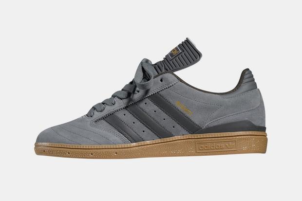 Марка Adidas Skateboarding выпустила весеннюю коллекцию кроссовок Busenitz. Изображение № 8.