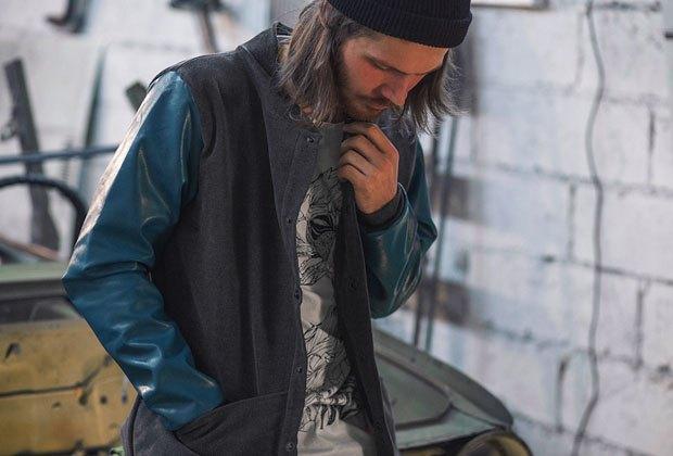 Новая марка: Уличная одежда Fiction . Изображение № 3.