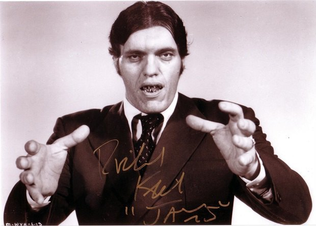 Умер актёр Ричард Кил, сыгравший Челюсти в «Джеймсе Бонде». Изображение № 1.