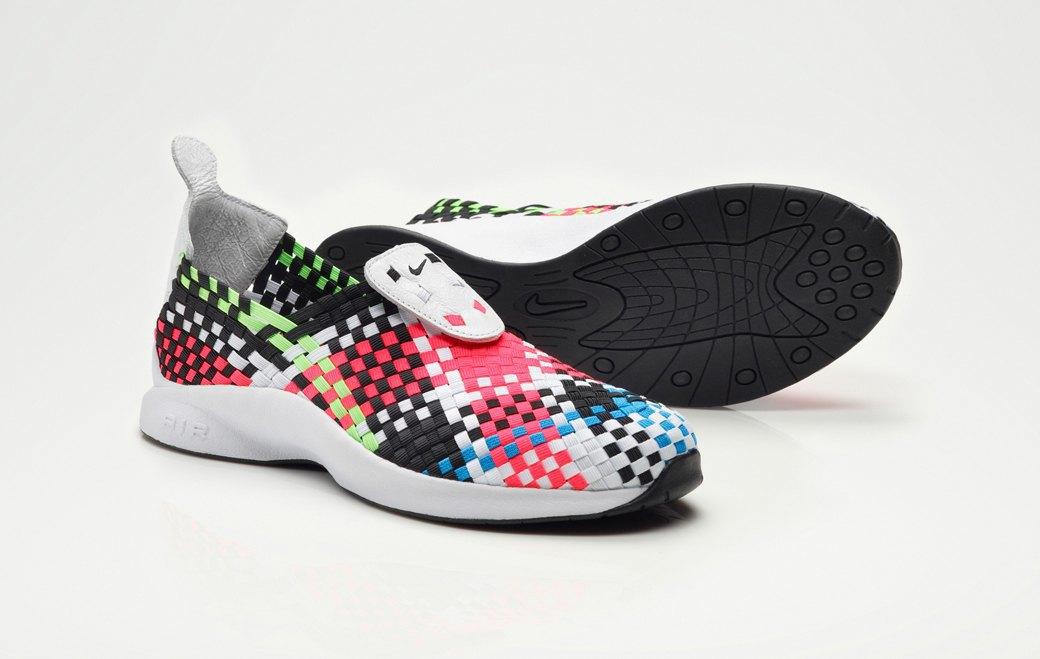 Плетеная обувь: Из главного фетиша пенсионеров в будущее спортивной обуви. Изображение № 3.