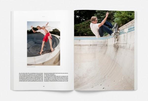 Вышел первый номер журнала Saturdays Magazine американской марки Saturdays Surf NYC. Изображение № 4.