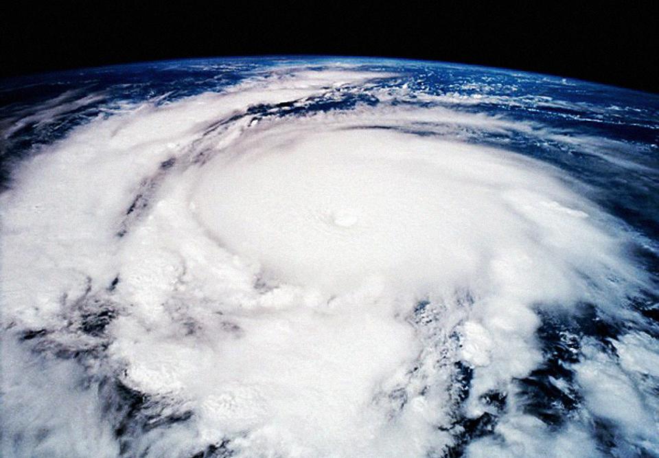 Фотографии урагана Сэнди, вид из космоса. Изображение № 5.