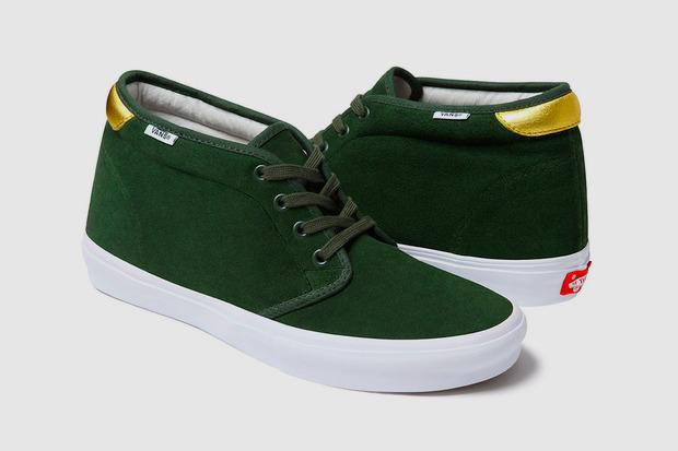 Марки Supreme и Vans выпустили совместную коллекцию обуви. Изображение № 6.