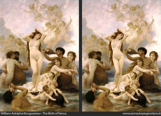 Венера как супермодель: Итальянка примеряет современные стандарты красоты на богиню любви. Изображение № 10.