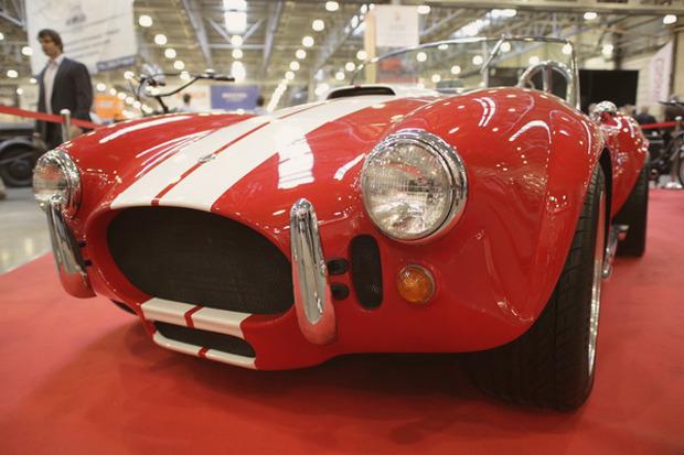 Машина времени: 8 лучших ретроавтомобилей с выставки «Олдтаймер». Изображение № 32.