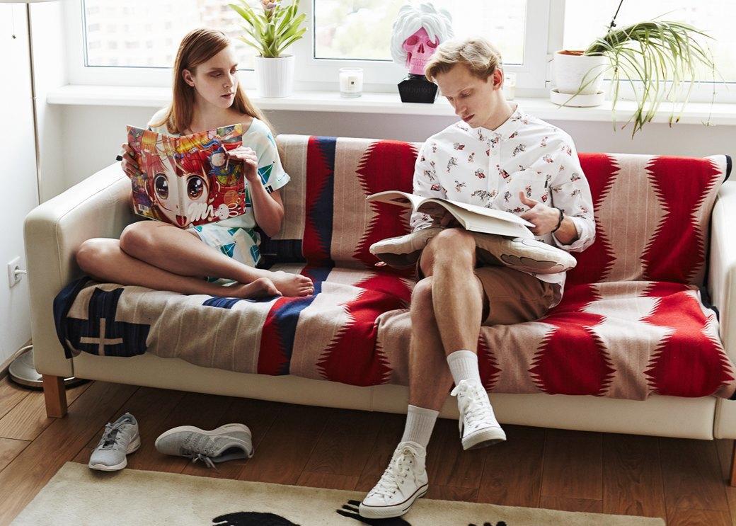 Магазин Kixbox выпустил летний лукбук. Изображение № 16.