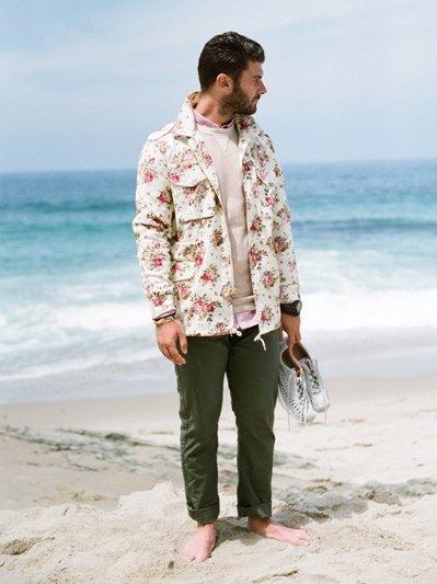 Марка Publish опубликовала лукбук весенней коллекции одежды. Изображение № 3.