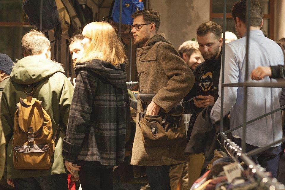 Детали: Репортаж с открытия нового магазина FOTT. Изображение № 37.