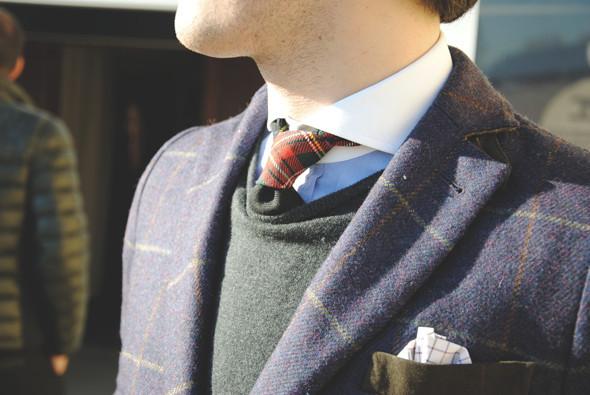 Детали: Репортаж с выставки мужской одежды Pitti Uomo. День второй. Изображение № 28.