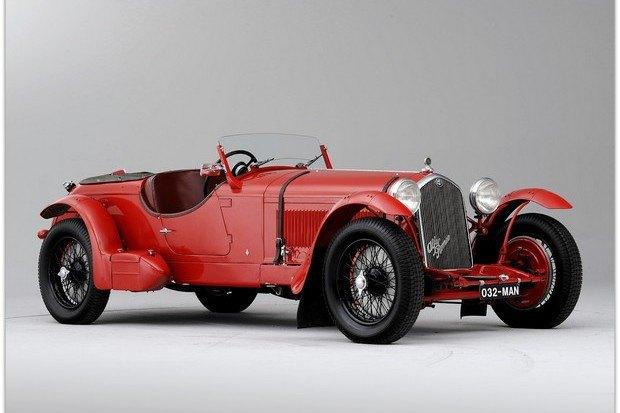 Alfa Romeo 8C. Изображение № 3.