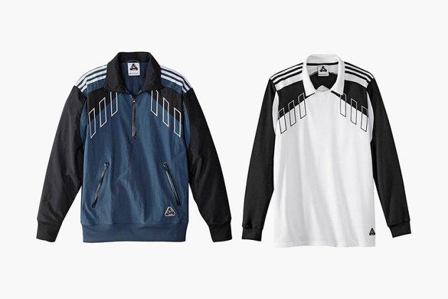 Марки Palace и Adidas Originals представили совместную коллекцию . Изображение № 4.
