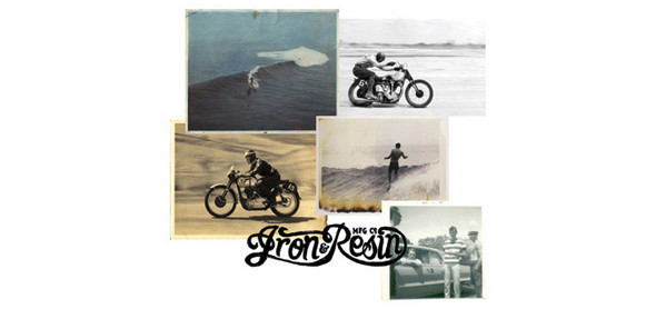 Новая марка мужской одежды Iron & Resin и ее первая коллекция. Изображение № 1.