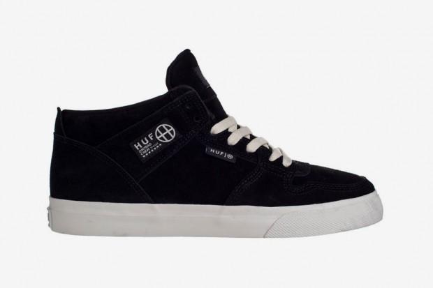 Калифорнийская марка Huf выпустила новый лукбук и весеннюю коллекцию обуви. Изображение № 20.
