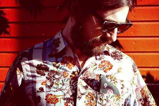 Шведский ритейлер С-store выпустил лукбук весенней коллекции дизайнера Марка МакНейри. Изображение № 8.