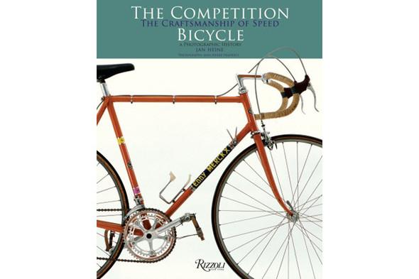 Книга об истории и дизайне велосипедов. Изображение № 1.