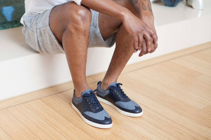 Марка Clae выпустила весеннюю коллекцию обуви. Изображение № 5.