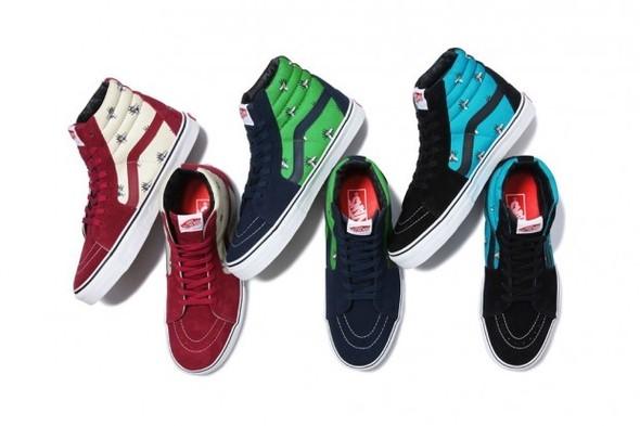 Две новые коллекции обуви Supreme и открытие магазина в Лондоне. Изображение № 18.