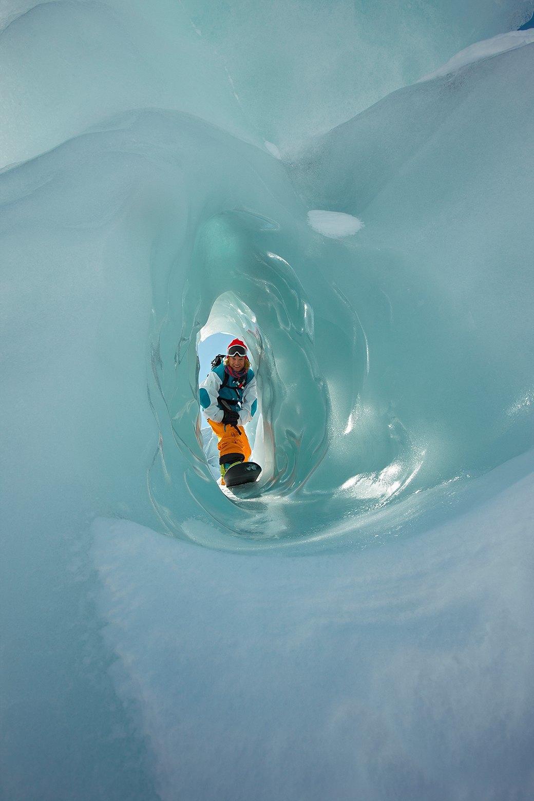 Фотопроект: 10 лет катания по самым экстремальным горам планеты . Изображение № 15.