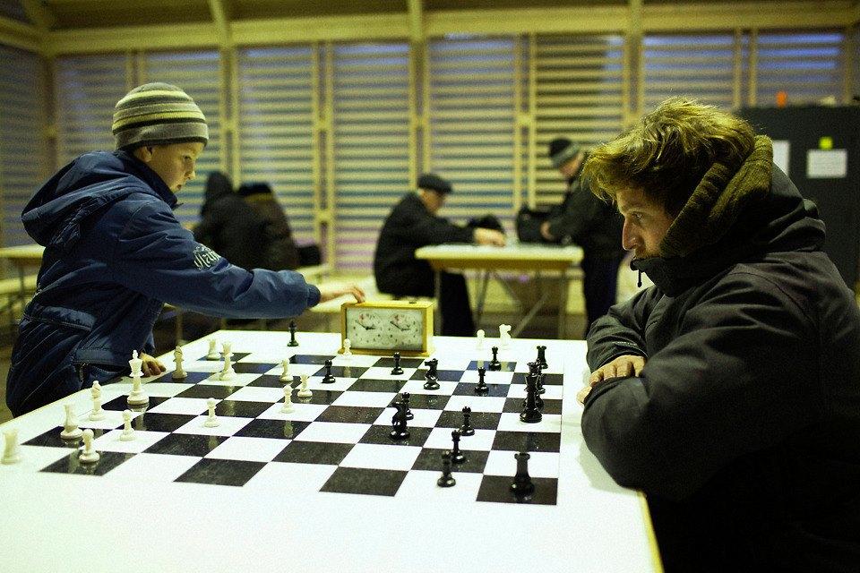 Олд бой: Как старики уделали меня в шахматном сражении. Изображение № 13.