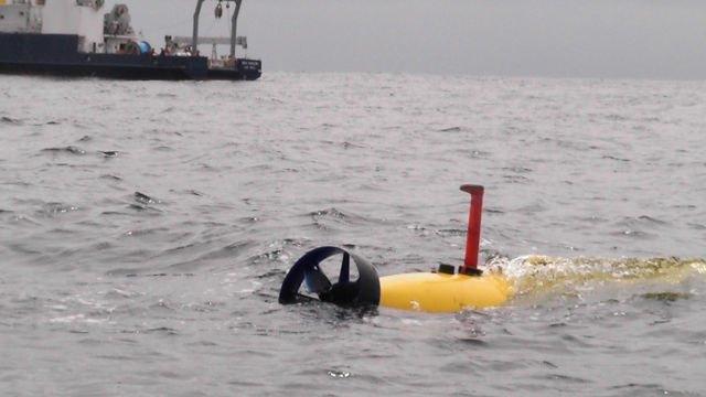 Пропавший малайзийский «Боинг» будет искать подводный робот. Изображение № 1.