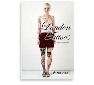 Черным по белому: 10 книг о татуировках. Изображение №12.