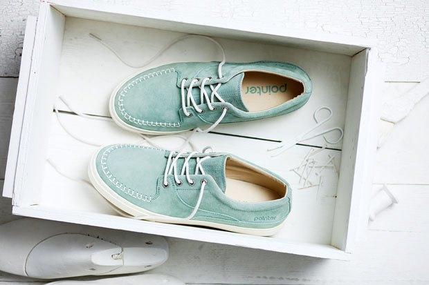 Марка Pointer опубликовала лукбук новой коллекции обуви. Изображение № 6.