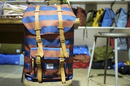 Превью осенней коллекции рюкзаков марки Herschel. Изображение № 3.