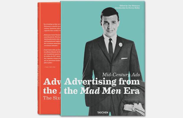 Вышла книга «Mid-Century Ads», посвященная истории рекламы в эпоху героев сериала Mad Men. Изображение № 1.