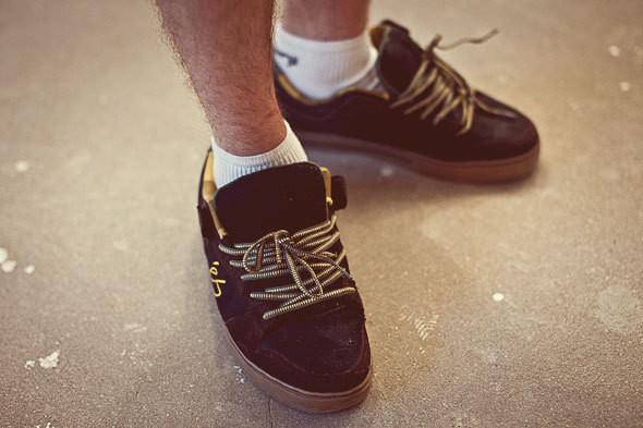 Фоторепортаж: 50 мужских кроссовок на выставке Faces & Laces. Изображение № 28.