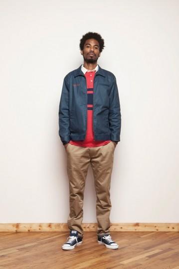 Американская марка 10.Deep выпустила лукбук весенней коллекции одежды. Изображение № 3.