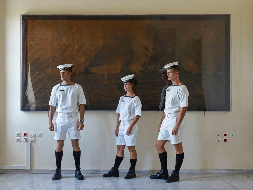 Кадетство: Как живут ученики военных школ и академий Европы. Изображение № 15.