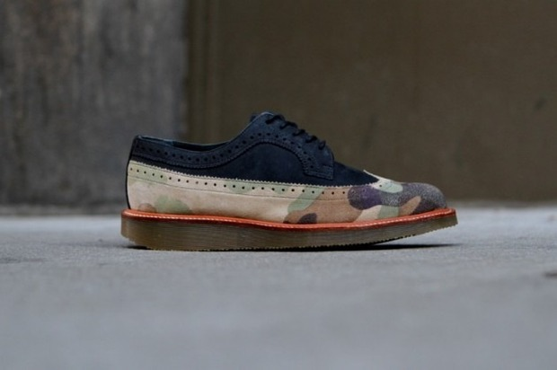 Дизайнер Ронни Фиг и марка Dr. Martens выпустили капсульную коллекцию обуви. Изображение № 9.