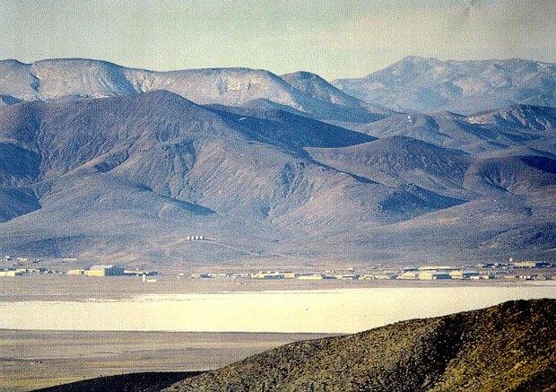 Власти США официально признали существование «Зоны 51». Изображение № 1.
