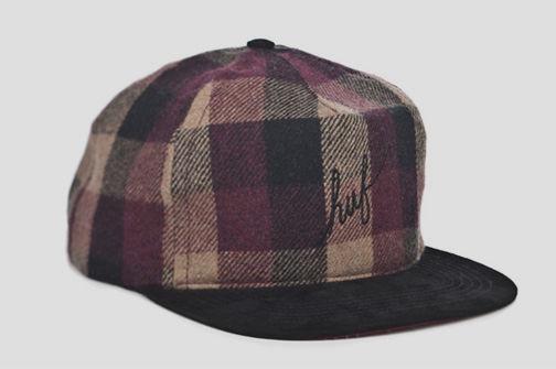 Новая коллекция кепок марки Huf. Изображение № 2.