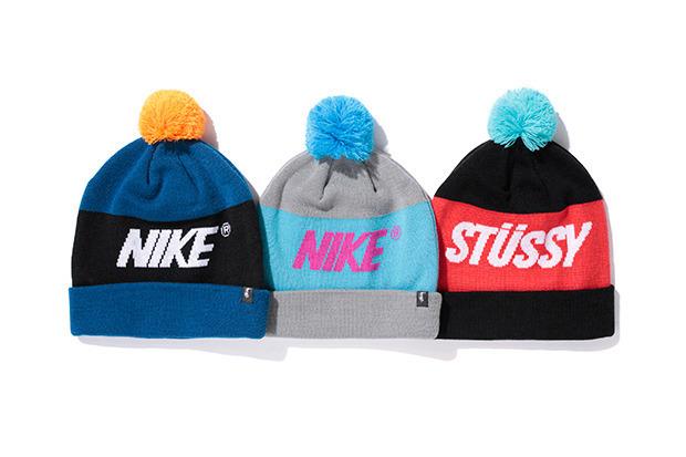 Марки Stussy и Nike представили совместную коллекцию одежды. Изображение № 9.