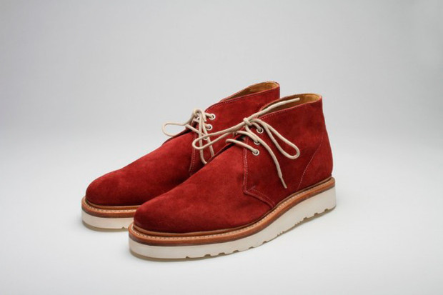 Марка Grenson выпустила осеннюю коллекцию обуви. Изображение № 1.