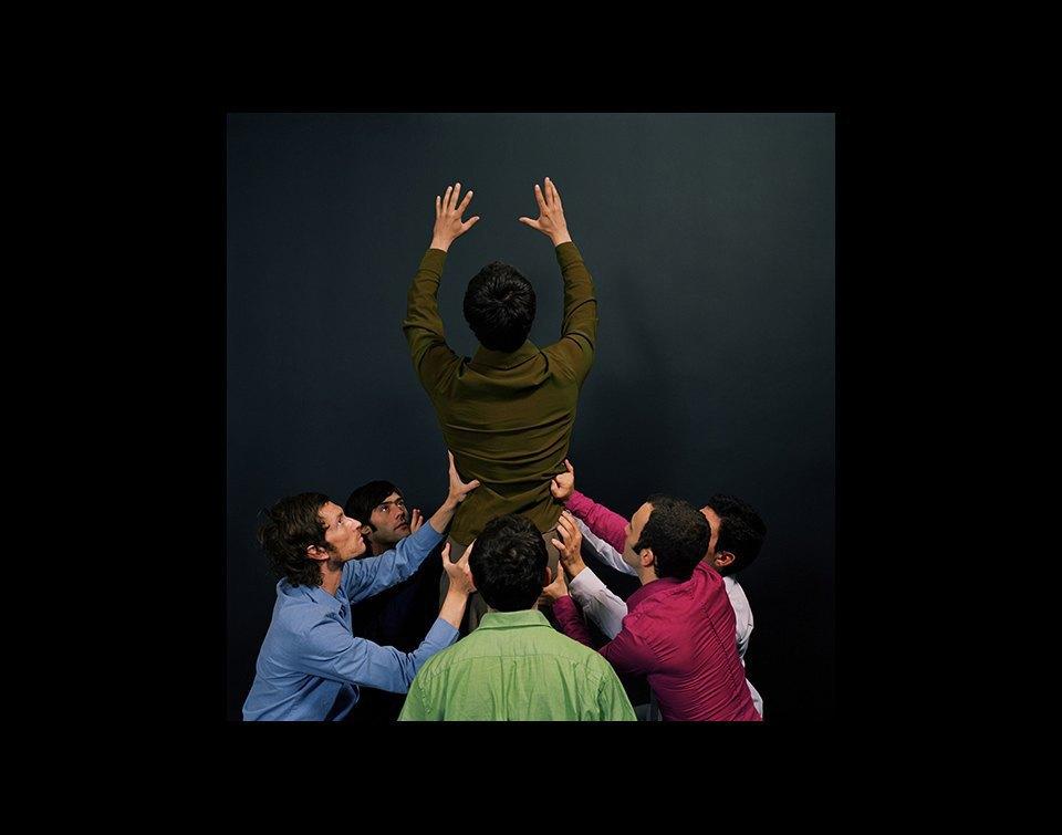 Фотопроект «Регби»: Абсурдность большого спорта глазами Эдуара Леве. Изображение № 15.