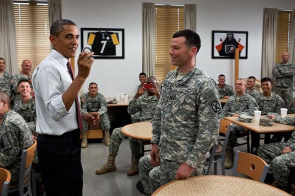 Наглядный пример: Барак Обама. Изображение № 13.
