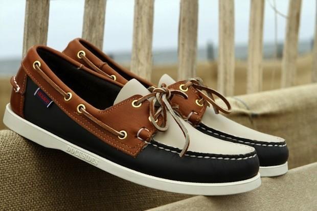 Sebago представили линейку весенней обуви. Изображение № 17.