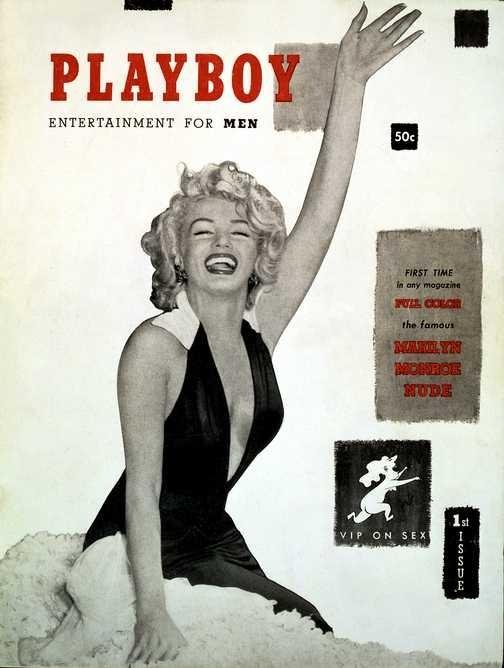 Playboy издает сборник своих лучших обложек с предисловием от Памелы Андерсон. Изображение № 2.