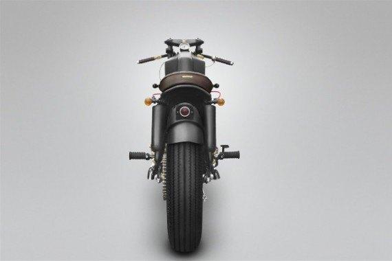 Мотомастерская Thrive Motorcycle представила каферейсер на базе Yamaha XS650 . Изображение № 4.