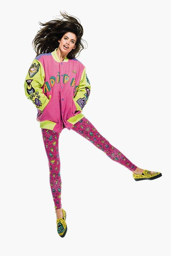 Джереми Скотт разработал новую коллекцию для Adidas Originals . Изображение № 11.