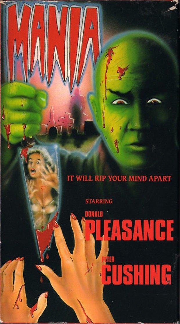 VHS Cover Junkie: Tumblr-блог коллекционера обложек видеокассет . Изображение № 24.