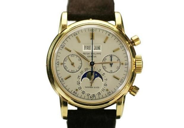 Платиновые часы Эрика Клэптона. Изображение № 3.